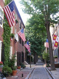 Historic Philadelphia