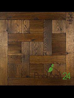 Parkiety i podłogi drewniane Warszawa | Chapel Parket Cassette Renaissance – podłoga kasetonowa z drewna litego dąb
