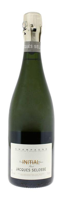 Jacques Selosse Initial Champagne Grand Cru Blanc de Blancs Brut