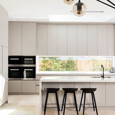 The Best Way To Incorporate Contemporary Style Kitchen Designs At Home Kitchen Dinning, Home Decor Kitchen, New Kitchen, Home Kitchens, Kitchen Ideas, Kitchen Rustic, Kitchen White, Kitchen Small, Small Kitchens