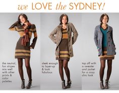 Holiday Must-Have : Sydney Sweater Dress