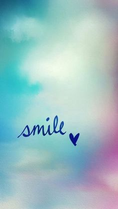 Wallpaper smile i wallpaper, wallpaper for my phone, phone wallpaper quotes, inspirational phone Smile Wallpaper, Wallpaper For Your Phone, Wallpaper Quotes, Wallpaper Backgrounds, Iphone Wallpaper, Inspirational Phone Wallpaper, Phone Lockscreen, Trendy Wallpaper, Cellphone Wallpaper