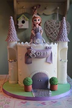 g teau princesse sophia torturi pinterest torten kekse und geburtstage. Black Bedroom Furniture Sets. Home Design Ideas