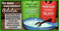 There are many benefits of gelatin and it's I eat it daily.  It's one of the key factors in healing after my surgery. Here's why you should consume geltain.