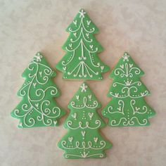 Christmas cookies by cathy