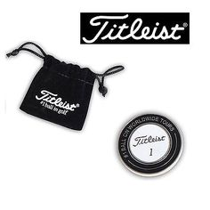 Titleist golf ball marker and #pouch #limited #edition, View more on the LINK: http://www.zeppy.io/product/gb/2/262533529240/
