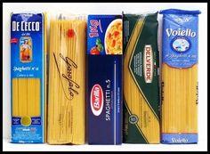 Prova d'assaggio: pasta lunga (spaghetti)   Dissapore