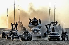 Answers to All Your Questions About Mad Max | From WIRED.com
