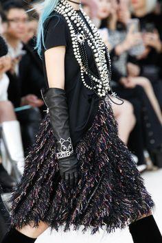 Le défilé Chanel automne-hiver 2016-2017