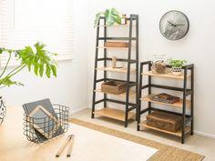 Mocka Porto Five Shelves with Porto Three Shelves