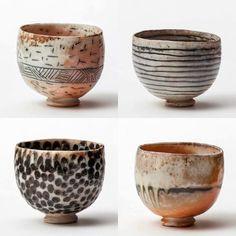 New Photo japanese Ceramics raku Style SDstuffs Japanese Ceramics, Japanese Pottery, Modern Ceramics, Contemporary Ceramics, Ceramic Pinch Pots, Ceramic Bowls, Ceramic Art, Clay Pinch Pots, Pottery Bowls