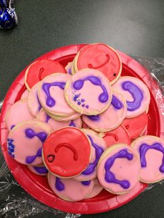 Cookies for lab week