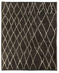 Talaa Rug - Grey from Restoration Hardware
