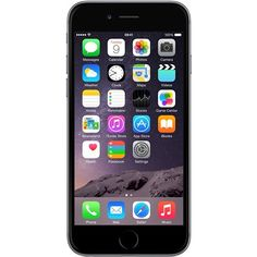 Apple iPhone 6 Plus Certified Pre-Owned (Gsm Unlocked) Smartphone - Space Gray. Apple iPhone 6 Plus Certified Pre-Owned (Gsm Unlocked) Smartphone - Space Gray Déverrouiller Iphone, Iphone 6 Noir, Case Iphone 6s, Unlock Iphone, Iphone Deals, Iphone Charger, Free Iphone, Apple Iphone 6s Plus, Iphone 6 Plus 64gb