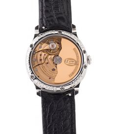 1c0860dc36a27 1300.3 automatic F. P. Journe Octa Calendrier Steel 38 mm Limited Edition  Set at A Collected Man