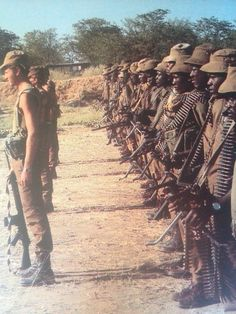 At attention for inspection. Military Archives, Army Day, Defence Force, Tactical Survival, All Nature, Military Life, Modern Warfare, Vietnam War, Armed Forces