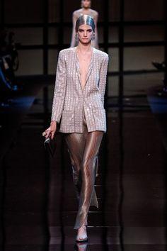 Défilé Giorgio Armani Privé Haute Couture Printemps-Eté 2014 - #PFW #HauteCouture #GiorgioArmani
