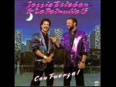 """""""Si Tu Me Dices"""" 1988 Jossie Esteban Y La Patrulla 15"""