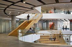 Galeria - Hall Executivo Henry W Bloch na Universidade / BNIM + Moore Ruble Yudell - 15