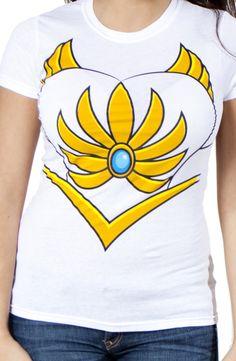 She-Ra Costume Shirt