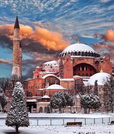 The World's Most Attractive Structures - Travel MSA Hagia Sophia ayasofya istanbul Beautiful Mosques, Most Beautiful Cities, Wonderful Places, Visit Istanbul, Istanbul Travel, Hagia Sophia, 4k Photography, Paisajes, Destinations