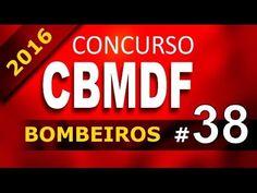 Concurso Bombeiros DF CBMDF 2016 - Informática Aula 38