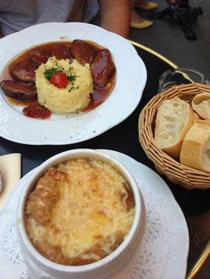 French food….