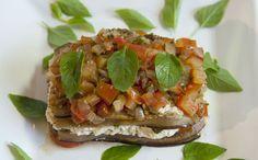 Opção vegetariana é uma opção para almoço nutritivo