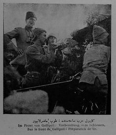 Turkey in the First World War - Gallipoli