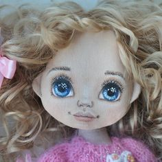 Не могу я без кукол. Для меня это работа,которая приносит радость. Кто то…
