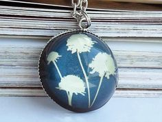 Beautiful Resin Necklace