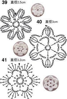 Watch The Video Splendid Crochet a Puff Flower Ideas. Phenomenal Crochet a Puff Flower Ideas. Crochet Tunic Pattern, Crochet Belt, Crochet Motif Patterns, Pony Bead Patterns, Crochet Chart, Crochet Designs, Crochet Puff Flower, Crochet Flower Tutorial, Crochet Butterfly