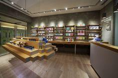 Pure Swiss store by UniteUnit, Hong Kong