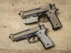 Beretta's M9A3, spurned by Army, for sale to public