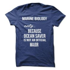Marine Biology Major