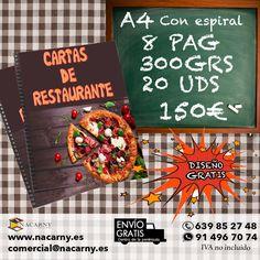 Promoción en hostelería todo el mes de Marzo. (Para envíos a Canarias +25€)