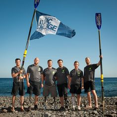 was the brainchild of three former British Army commanders who trained together at Sandhurst and saw extensive combat in Iraq and Afghanistan. Meet The Team, A Team, Help For Heroes, Inspirational Speeches, British Army, Rowing, The Row, Battle, Challenges