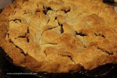 Blackberry Pie and Cobbler Recipe