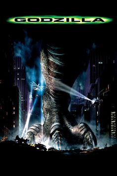 Godzilla movie poster - #poster, #bestposter, #fullhd, #fullmovie, #hdvix, #movie720pWhen a freighter is viciously attacked in the Pacific Ocean, a team of experts -- including biologist Niko Tatopoulos and scientists Elsie Chapman and Mendel Craven -- concludes that an oversized reptile is the culprit. Before long, the giant lizard is loose in Manhattan, destroying everything within its reach. The team chases the monster to Madison Square Garden, where a brutal battle ensues.