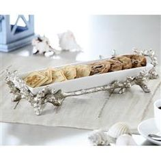 Coral Collection Serving Tray