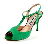 chaussure de tango comme il faut daim vert salomé Tango Shoes, Dancing Shoes, Danse Salsa, Comme, Platform, My Style, Heels, Dance, Accessories