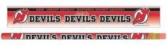 ~New Jersey Devils Pencil 6 Pack~backorder