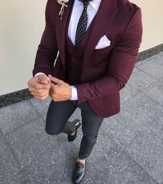 Suit game on point !