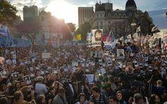 Caminos del viento: Una multitud pidió justicia por Santiago Maldonado...