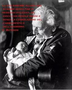 Gregory Bateson and baby Cgi, Real Life, Culture, Inspiration, Image, Baby, Ideas, Biblical Inspiration, Baby Humor