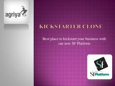 kickstarter-clone-27242383 by Robert Woges via Slideshare