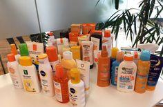 KUN 11 AV 41 FÅR GODKJENT: Av totalt 41 undersøkte solkremer, gir Forbrukerrådet
