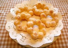 Baked Rice Flour Doughnuts Recipe by cookpad. Sweet Rice Flour Recipe, Rice Flour Recipes, Mochi Donuts Recipe, Baked Doughnuts, Donut Recipes, Baking Recipes, Dessert Recipes, Bread Recipes, Cake Recipes