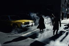 New York City. 1980 by Ernst Haas