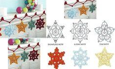 Kerst figuurtjes haken. [Crochet for Christmas.] {Noël au crochet.}
